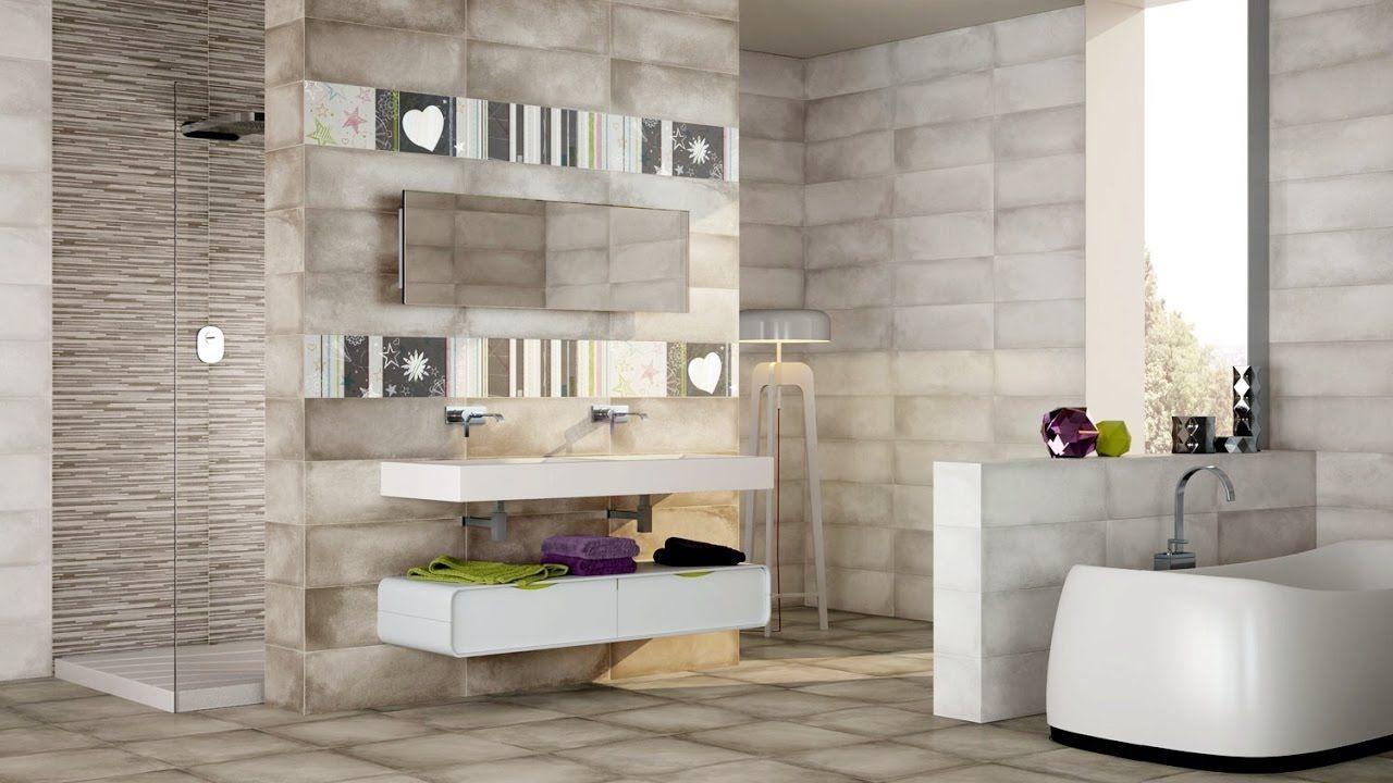 Modern Farmhouse Bathroom Tile Ideas Home Decor Blog Daily Di 2018 Wallpaper Stiker Dinding Lux 5 23pr Wall And Floor Tiles Design 2017 Gray Bathrooms