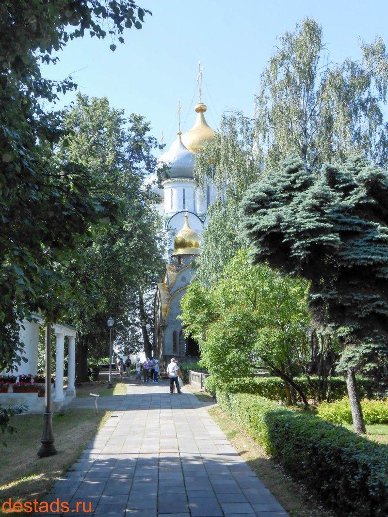 Небольшая прогулка по Москве - Новодевичий монастырь