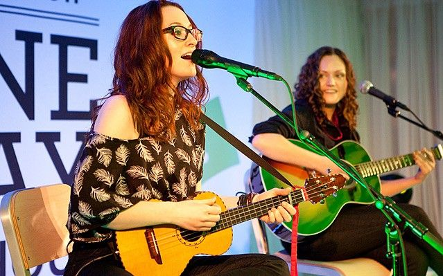 Ingrid Michaelson...Benefit for the Stonington Opera House (August 2012)
