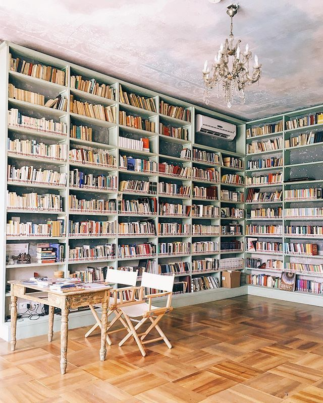 Home Librarydesign Ideas: Home Library, Home Libraries