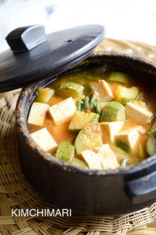 Doenjang jjigae korean soybean paste stew easy to make and is a doenjang jjigae korean soybean paste stew easy to make and is a great compliment to korean bbq forumfinder Images