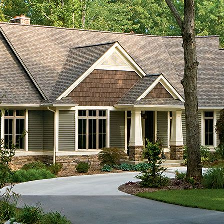 Front Exterior And Driveway Ideas