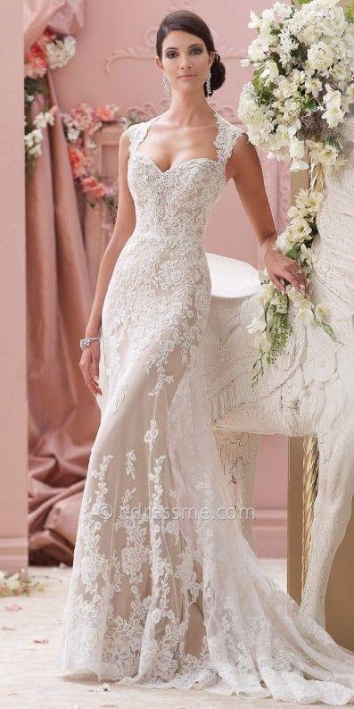 David Tutera for Mon Cheri Bridal Lourdes | DRESSES | BRIDE ...
