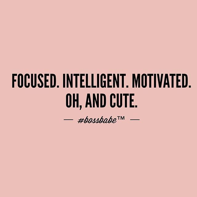 Focused, women Empowerment, boss babe, | Quotes to live by ...