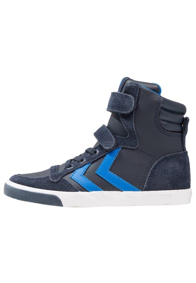 f8d08f322 ¡Consigue este tipo de zapatillas altas de Hummel ahora! Haz clic para ver  los detalles. Envíos gratis a toda España. Hummel SLIMMER STADIL Zapatillas  altas ...