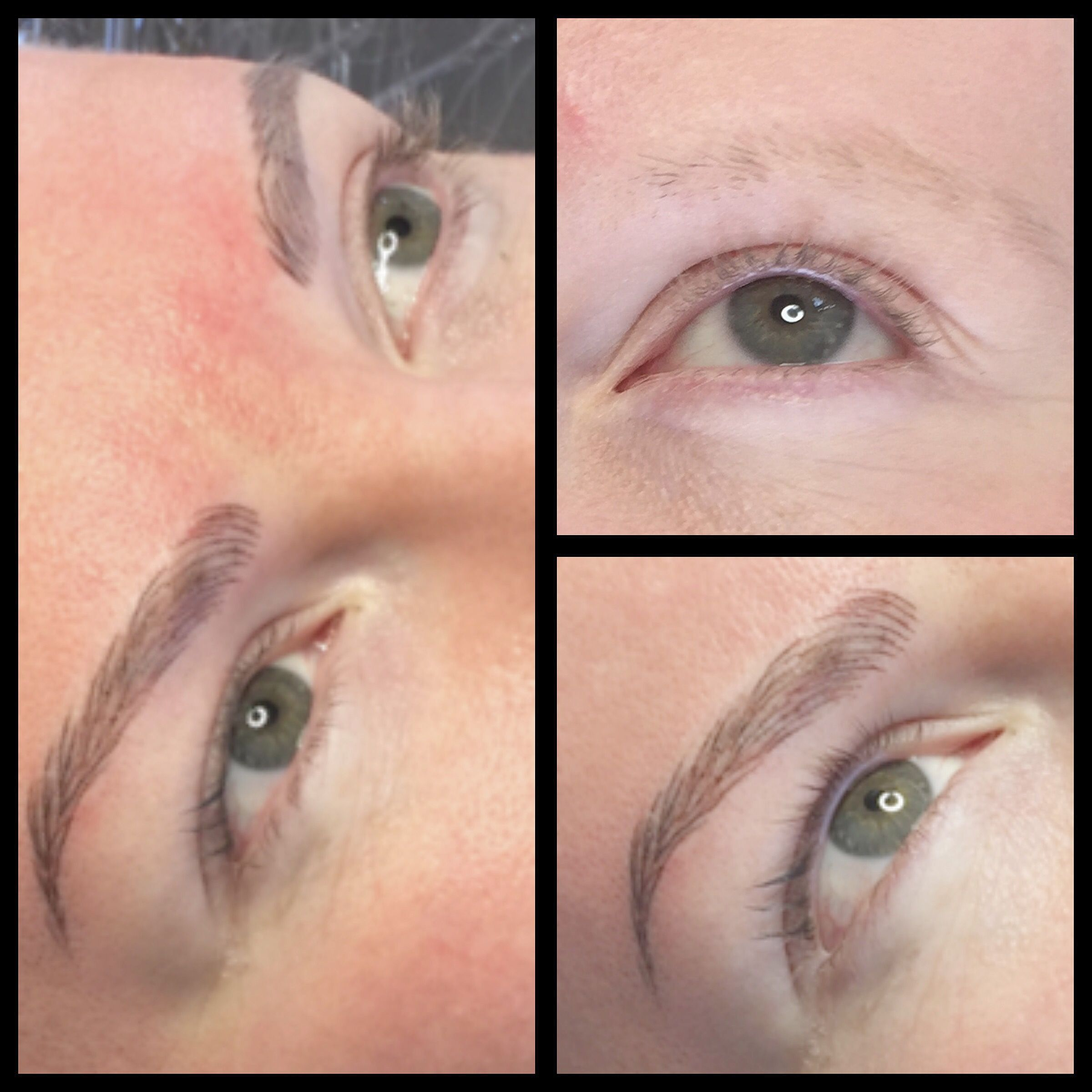 Phi Brows Semi Permanent Eyebrows Done At Empower Studio By Aisling
