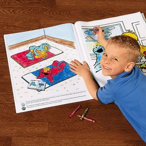 Popular Large Coloring Book 28 Super Sized Color Books