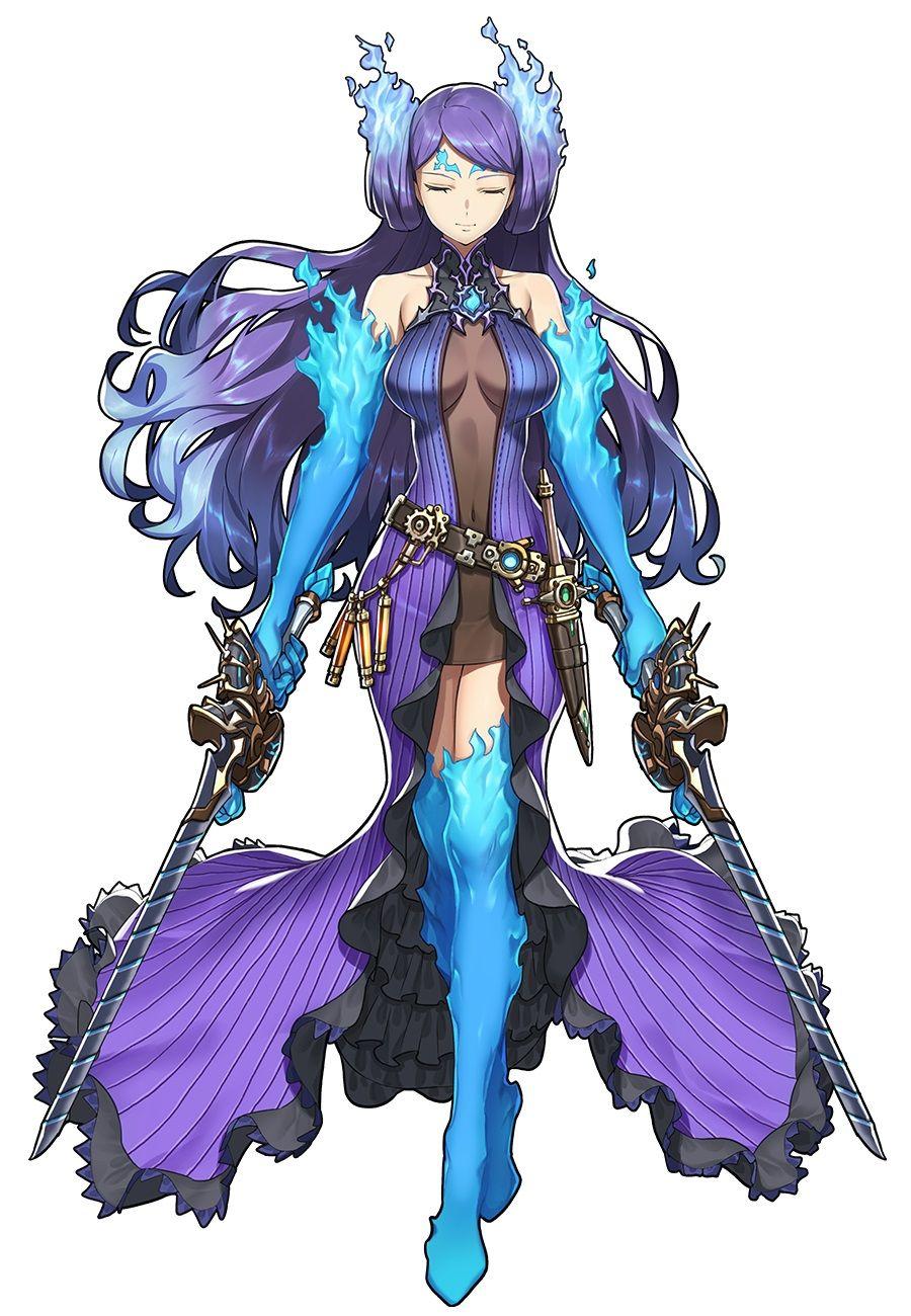 Xenoblade Chronicles 2 Brighid Xenoblade Chronicles Xenoblade Chronicles 2 Character Art
