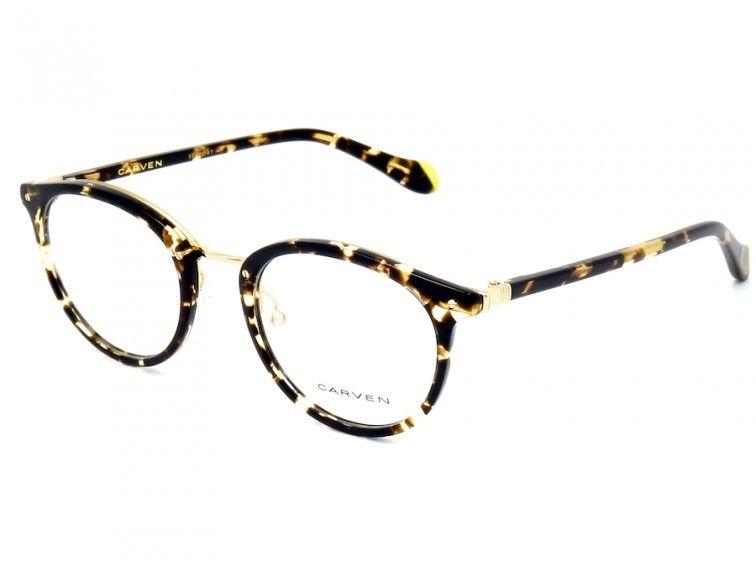 Carven optique eyewear lunettes écaille | Carven