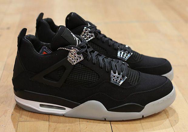 Eminem StockX Jordan 4 Carhartt