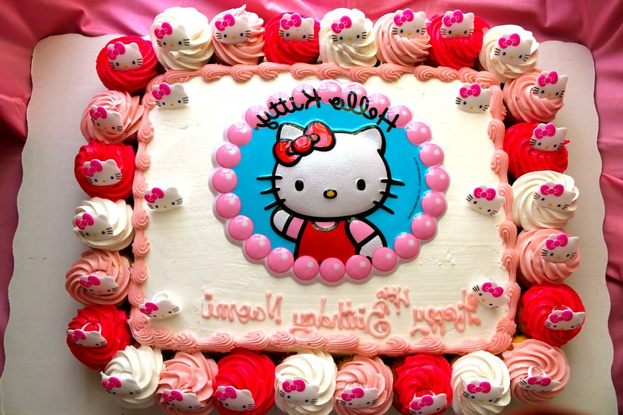 Walmart Bakery Birthday Cake Princess Gallery Picture