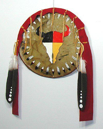 Authentic Native American Lakota Indian Buffalo Spirit