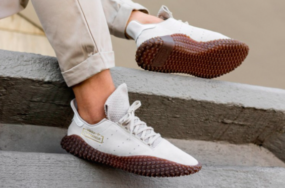 new products 7a319 1b992 Release Date adidas Kamanda Clear Brown The soccer-inspired adidas Kamanda  is coming in
