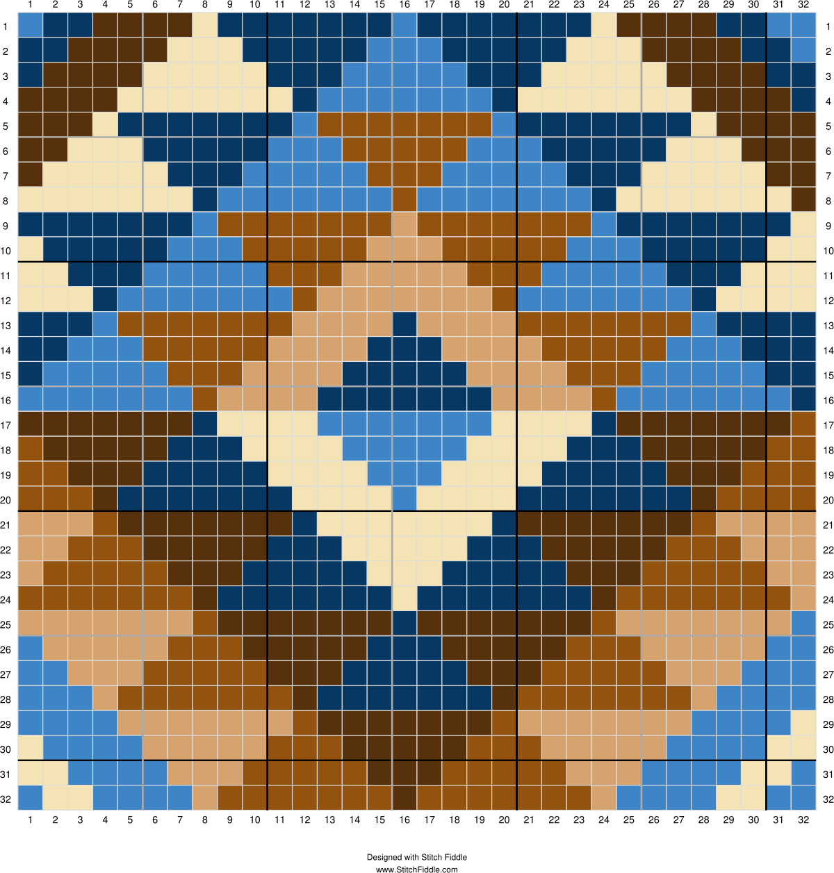 Stitch Fiddle Is An Online Crochet Knitting And Cross Stitch Pattern Maker Tapestry Crochet Patterns Cross Stitch Embroidery Cross Stitch Patterns