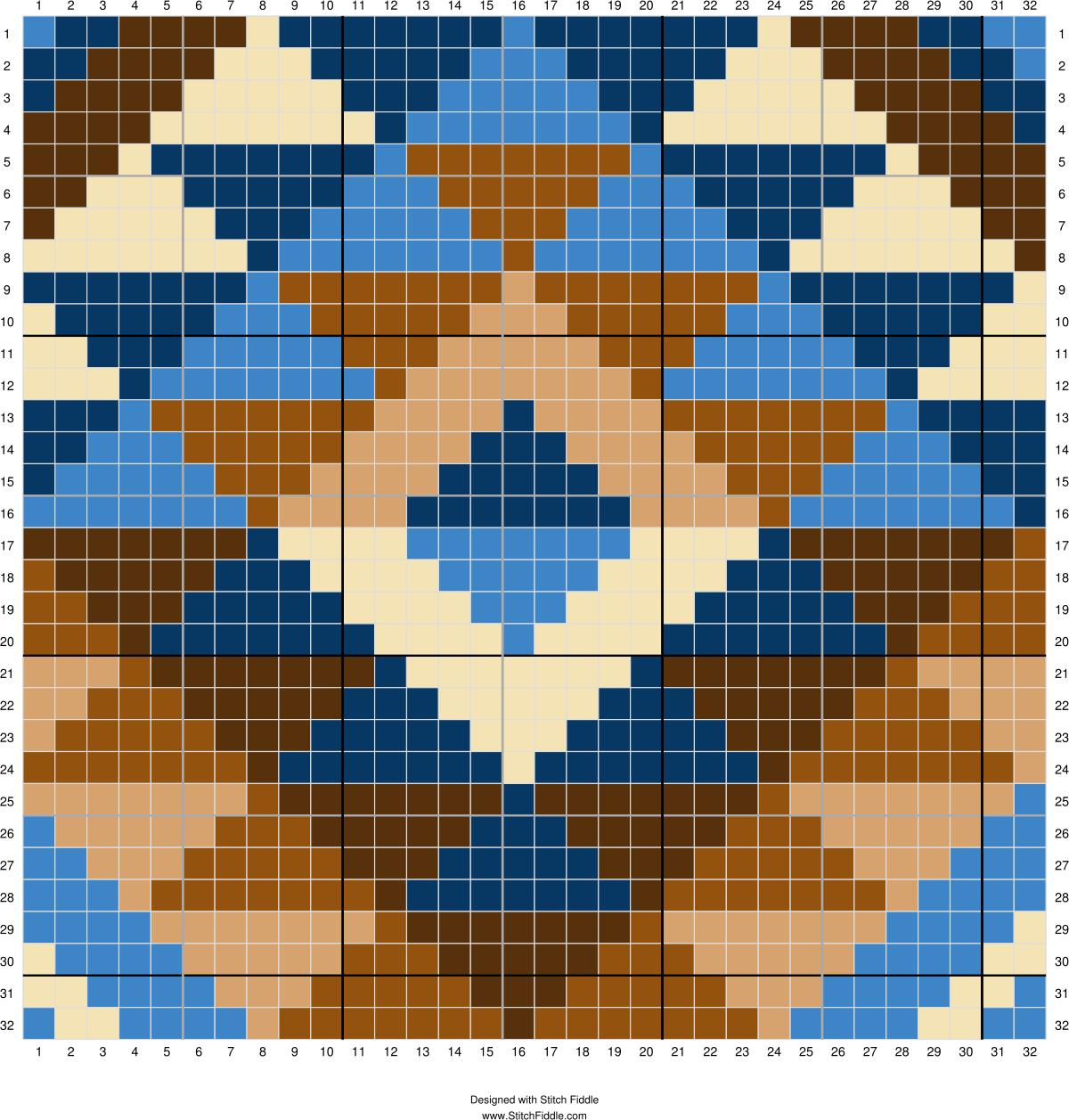pattern2 | Graficos mochilas wayuu | Pinterest | Tabellen/Diagramme ...