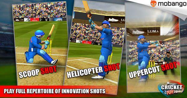 cricket game download 3d
