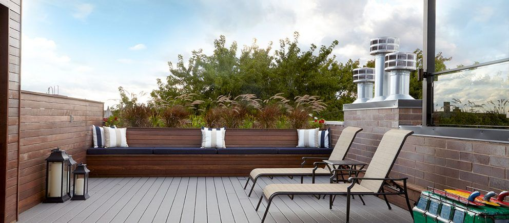 How Much Does A Roof Deck Cost Outdoor Living Deck Deck Cost