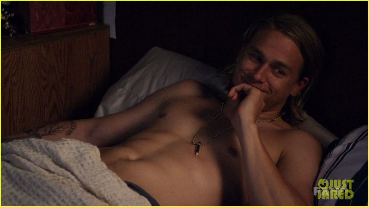 Confirm. Charlie hunnam sons of anarchy nude think
