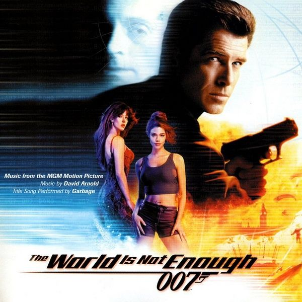 007 1999 The World Is Not Enough David Arnold 2000 Lossless