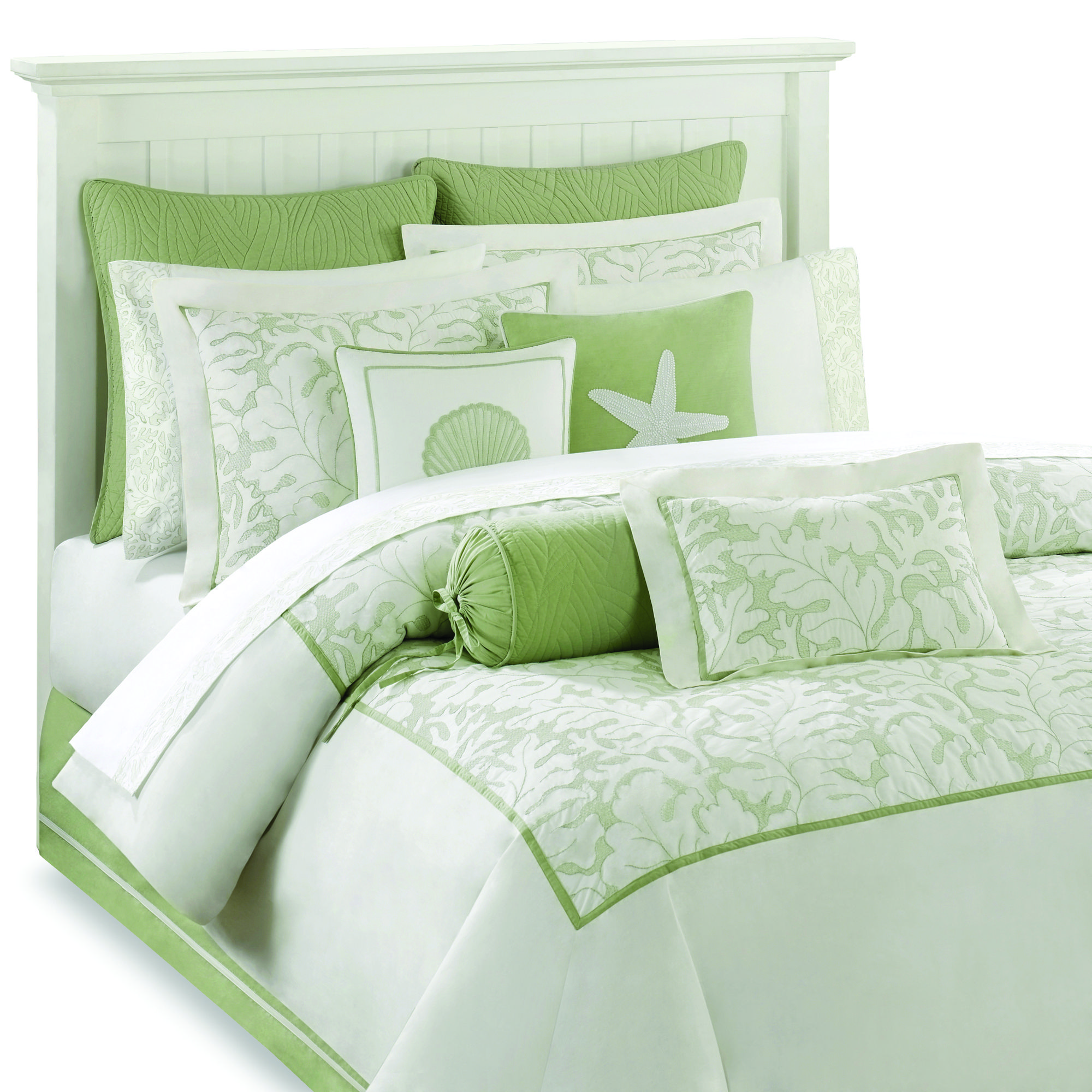 For that beach cottage bedroom. Comforter Comforter