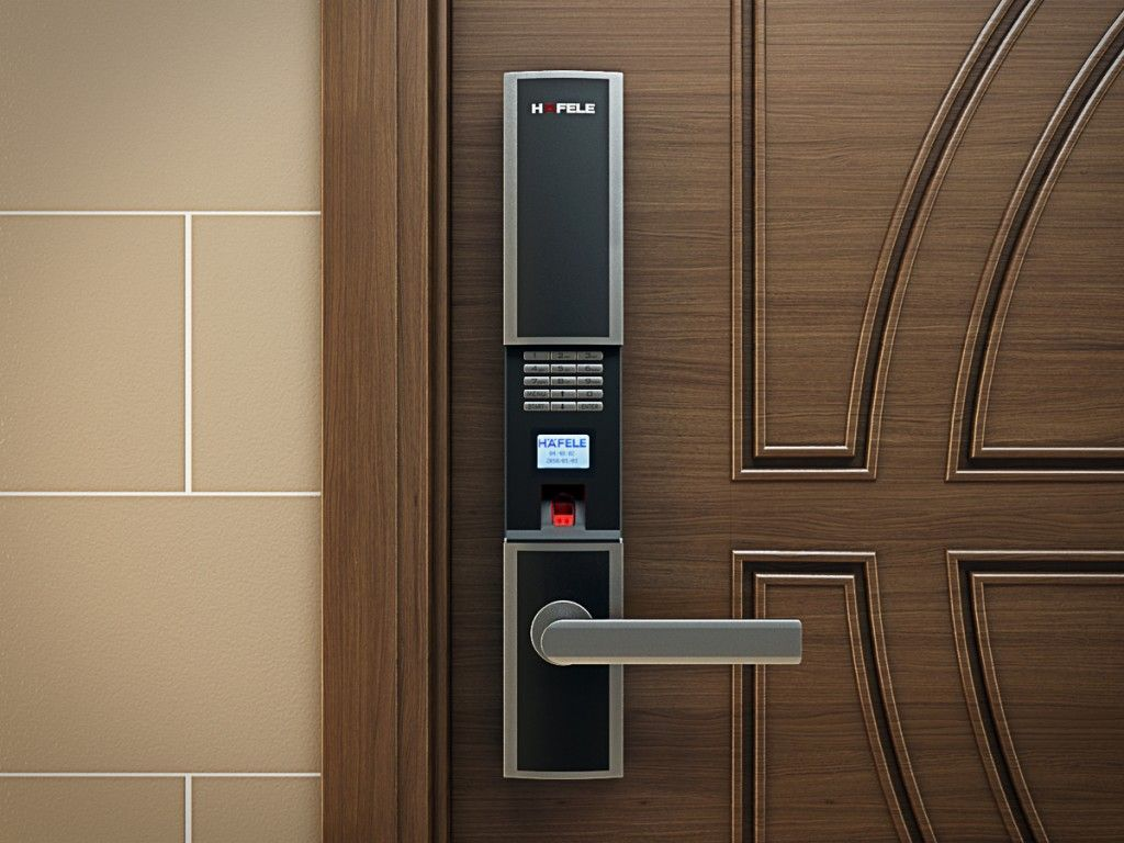 Keyless Door Locks Ever Thought Of Getting One In 2020 Keyless Door Lock Hafele Digital Door Lock