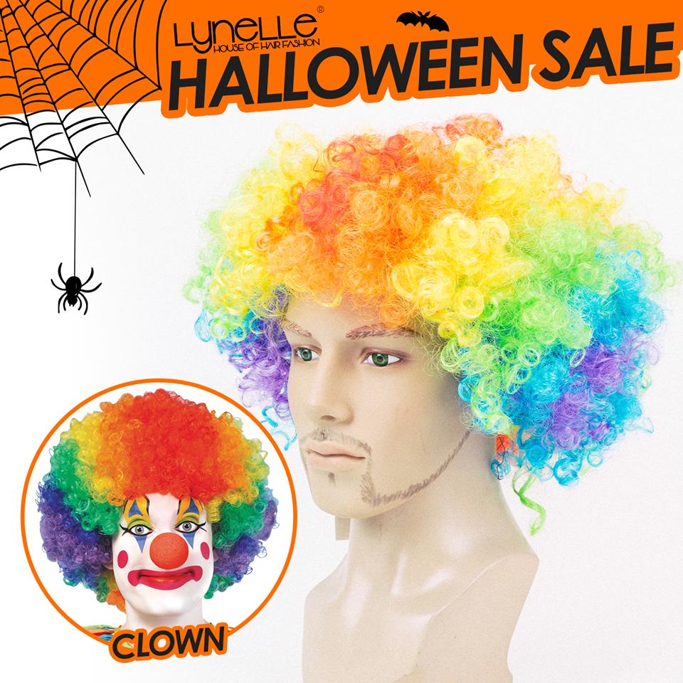 Clown Wig Clown Hair Hair Clown Wig
