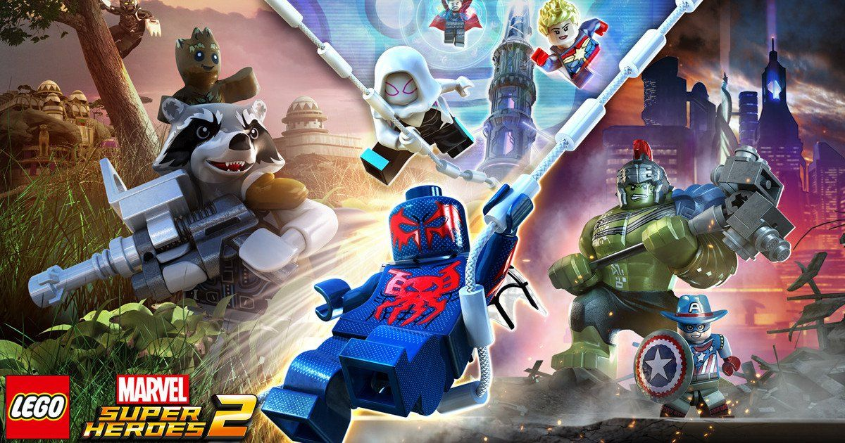 LEGO Marvel Superheroes 2 Unveiled With Full Trailer http ...