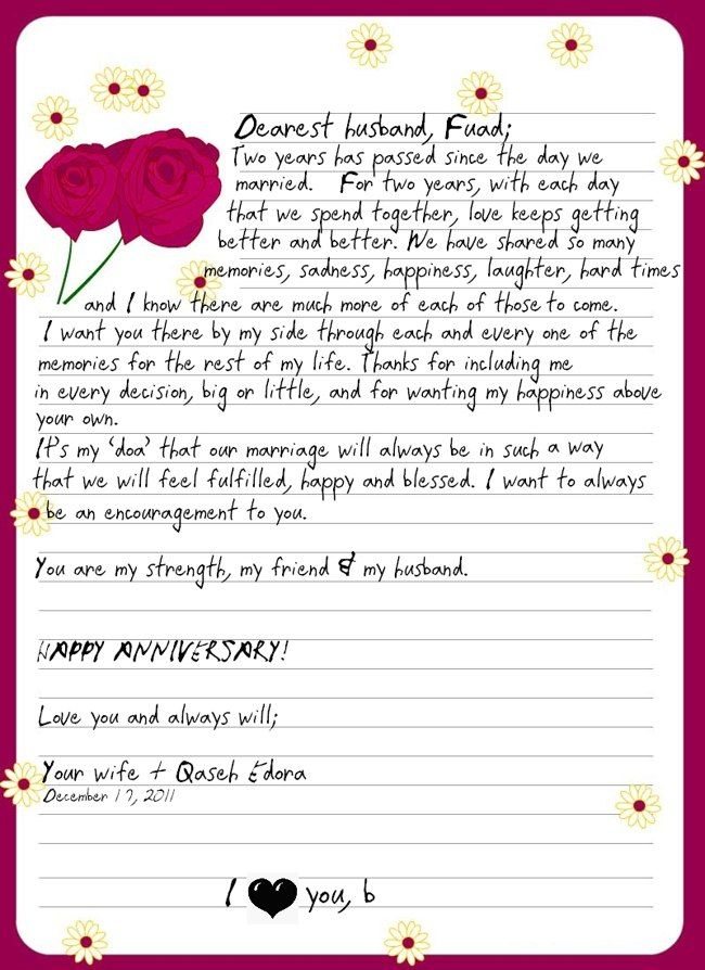 Happy Birthday Husband Letter Pictures Reference Boyfriend Love