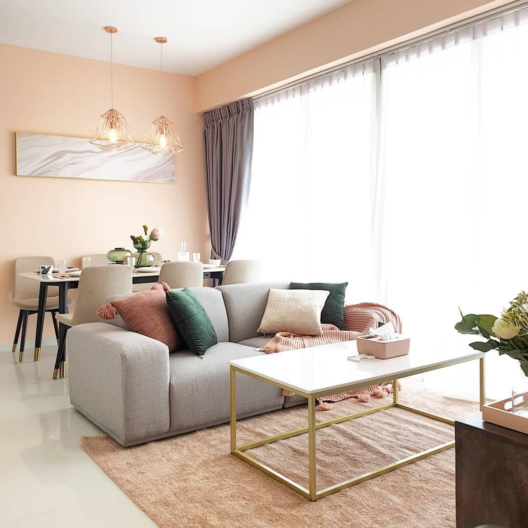 Peach is the new Millennial Pink! – Interior Design Ideas ...