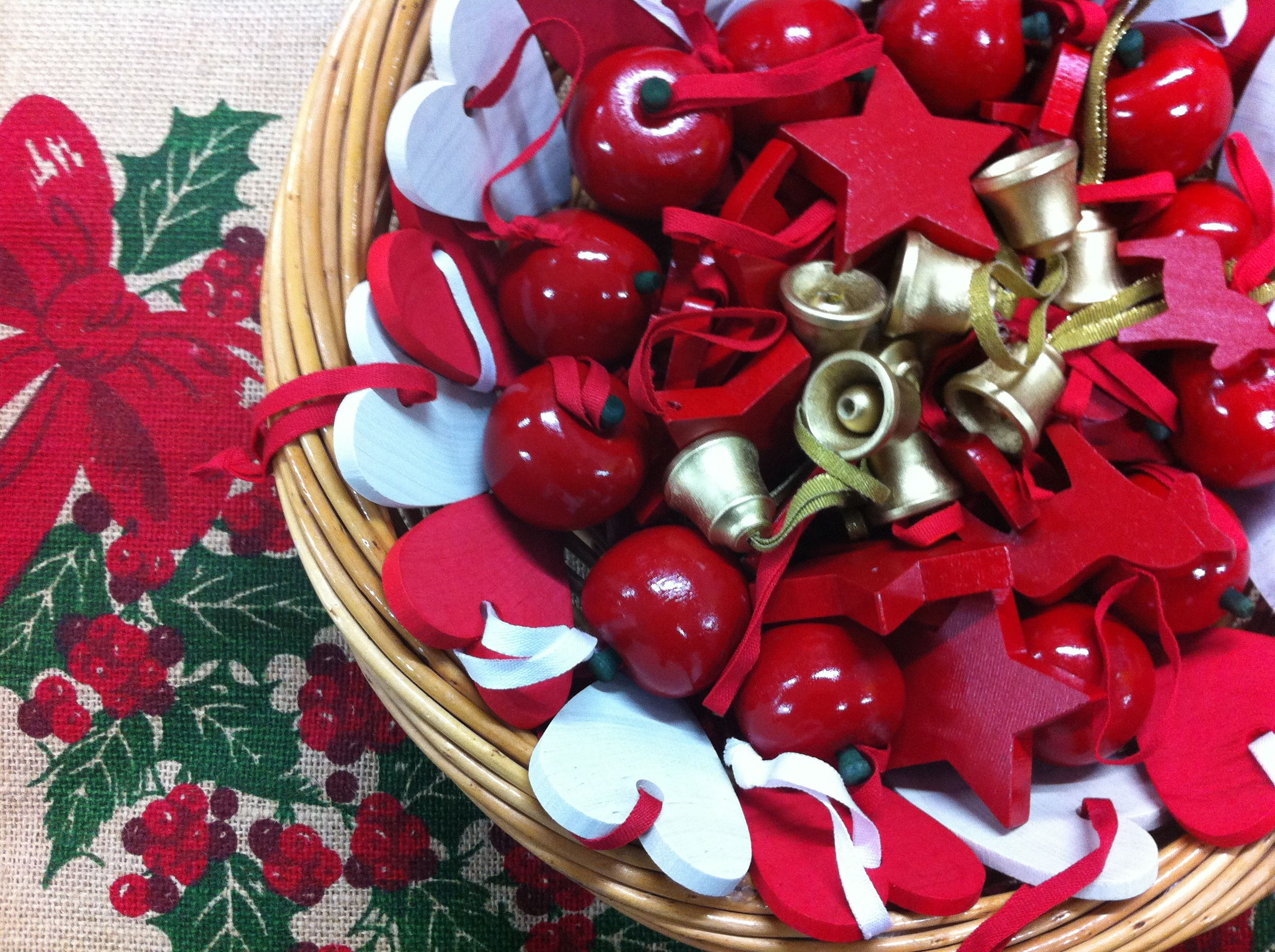 Traditional Swedish Christmas decorations Sold in our shops