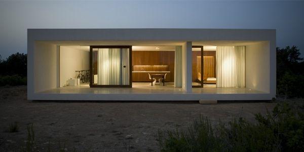Casa y estudio en Formentera  Marià Castelló