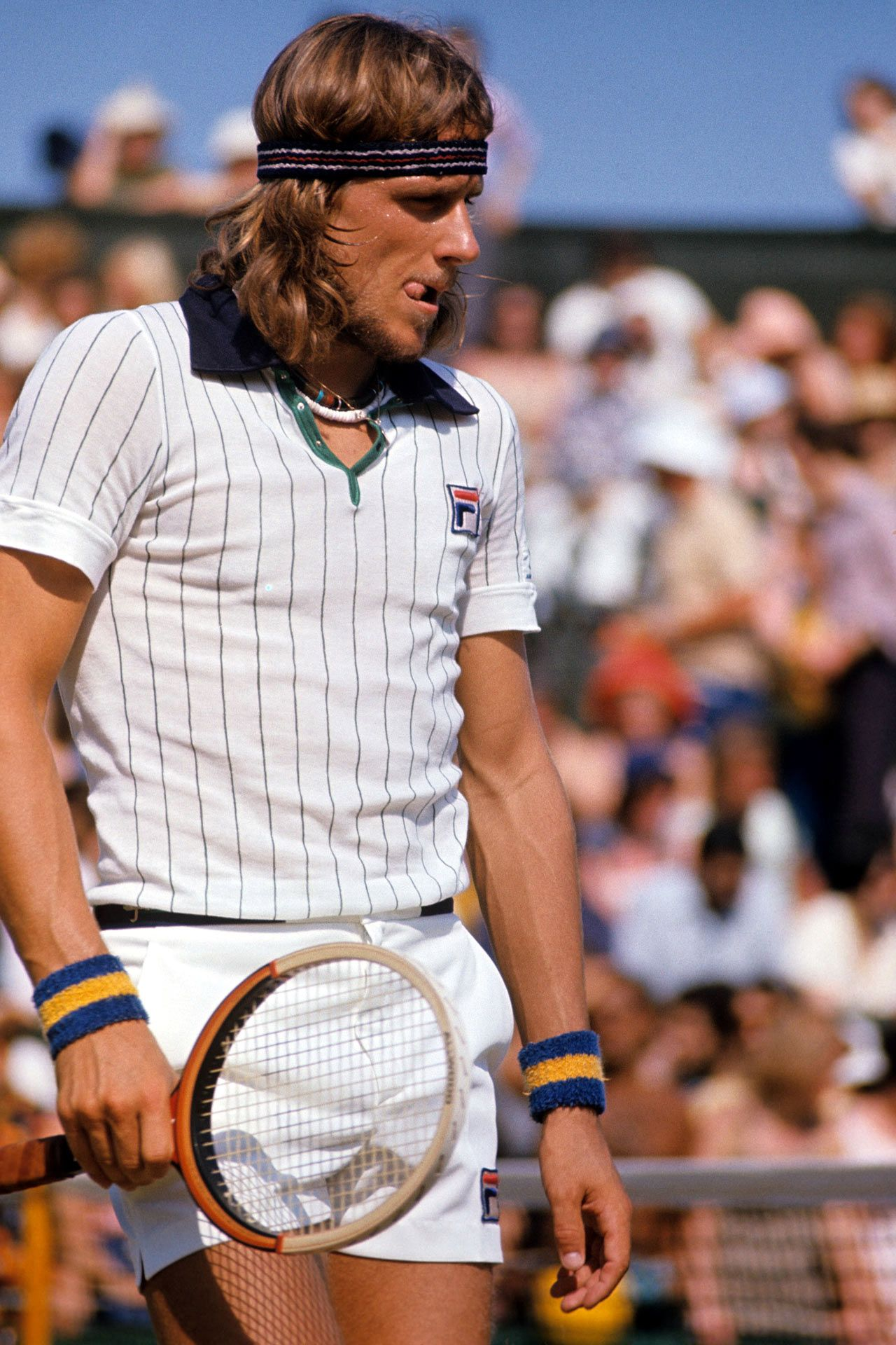 Hottest Male Tennis Players Of All Time Tennis Fashion Tennis Players Tennis