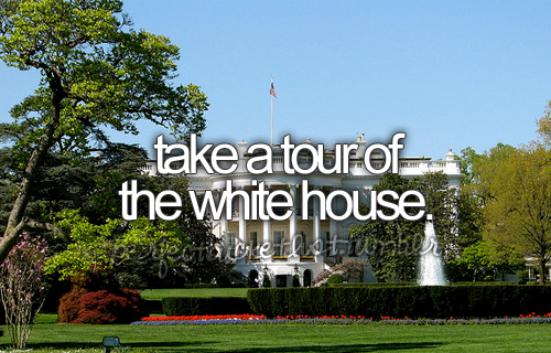Tour of White house