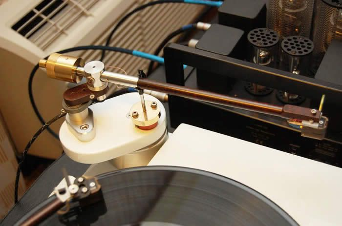 Audio Asylum Thread Printer | tone arm | Turntable High end