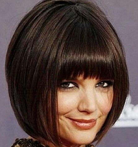 10 Hairstyle Ideas That Will Knock 10 Years Off Your Age Page 6 Bob Haircut With Bangs Short Hair Styles Bobbed Hairstyles With Fringe