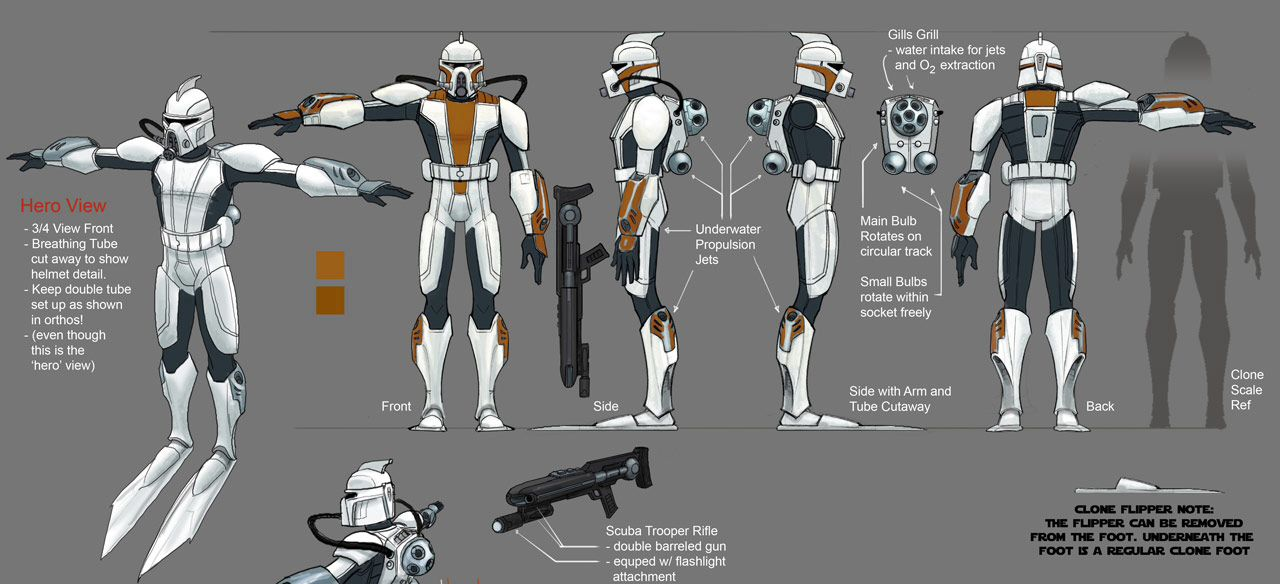 The Art Of Star Wars The Clone Wars Star Wars The