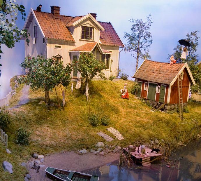 Astrid Lindgreni raamatukangelaste muinasjutumaailm