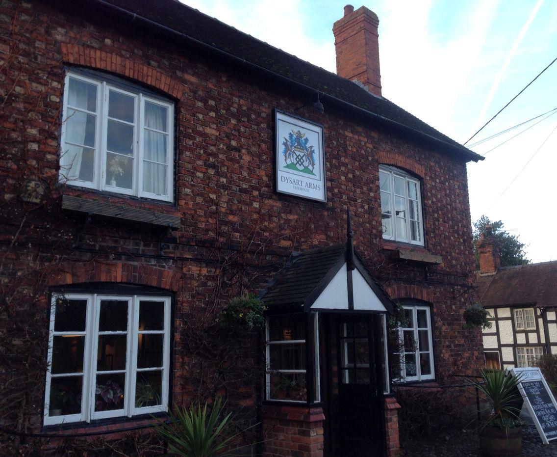 Pub in Bunbury (Dysart Arms) | Trip to UK, Cheshire & North