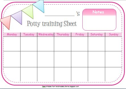 It's just a graphic of Magic Potty Training Chart Printable Girl