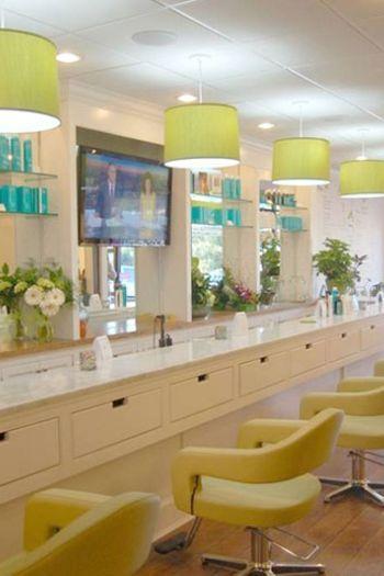13 Original Salon Decorating Ideas Desain Interior Dan Desain