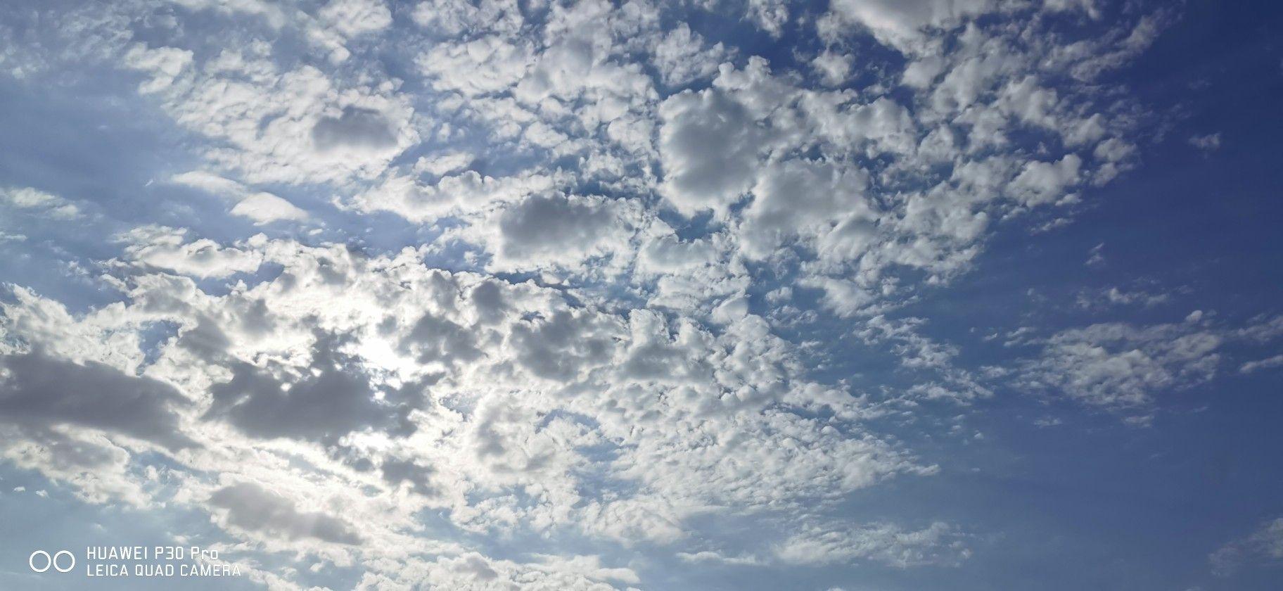 أمل الحسن تصويري Amal Alhassan تصوير جوال جمال سماء غيوم Clouds Outdoor