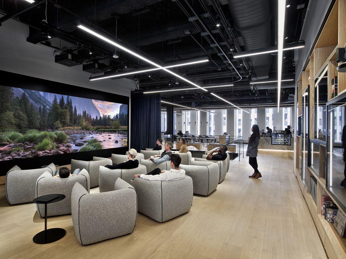 Office Tour 21st Century Fox Headquarters New York City 21st
