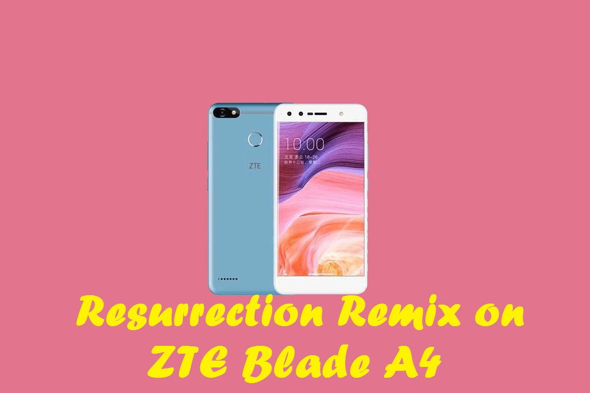 Guide To Download And Install Resurrection Remix On ZTE