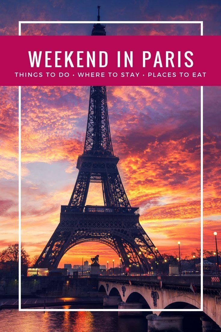 Perfect Girls Weekend in Paris via the neighborhood of Le