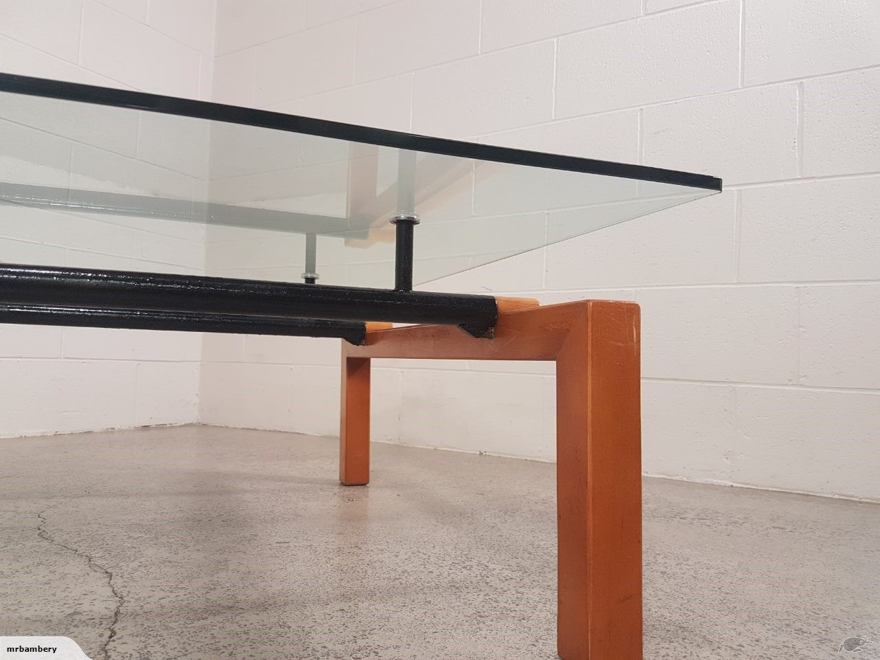 Original vintage architectural coffee table trade me