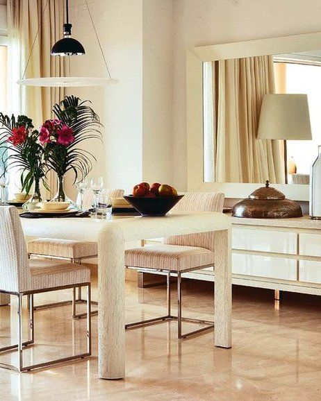 Diez ideas geniales para decorar con espejos deco casa for Espejos horizontales para salon