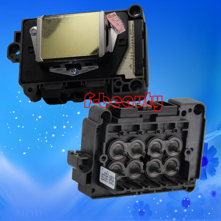 1035.00$  Watch now - http://ali8ws.worldwells.pw/go.php?t=1417620812 - Free Shipping New Original DX7 Print Head F196000 Printhead Compatible for EPSON 3890 3880 3885 R3000 Printer head 1035.00$