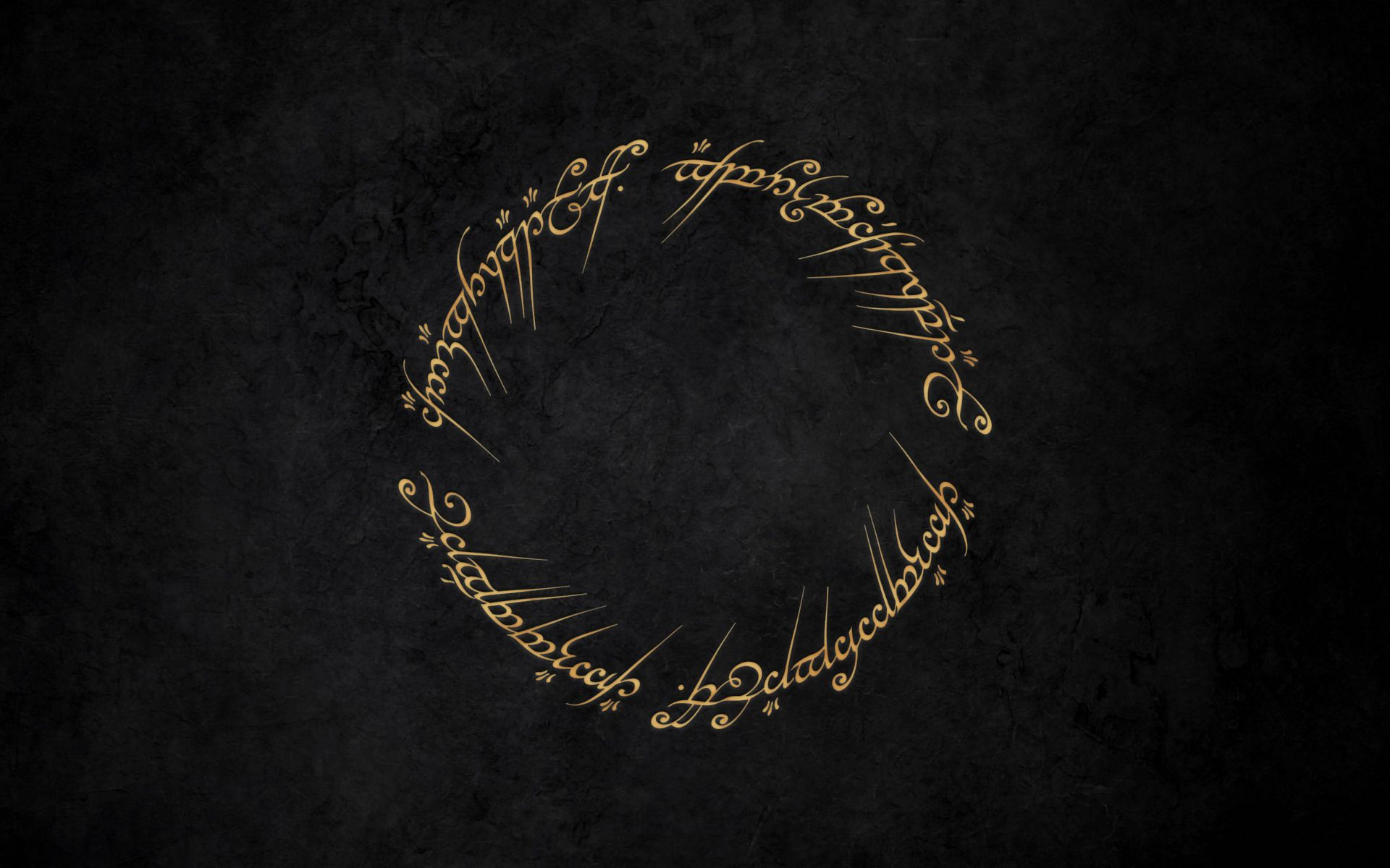 movies text typography The Lord of the Rings LOTR