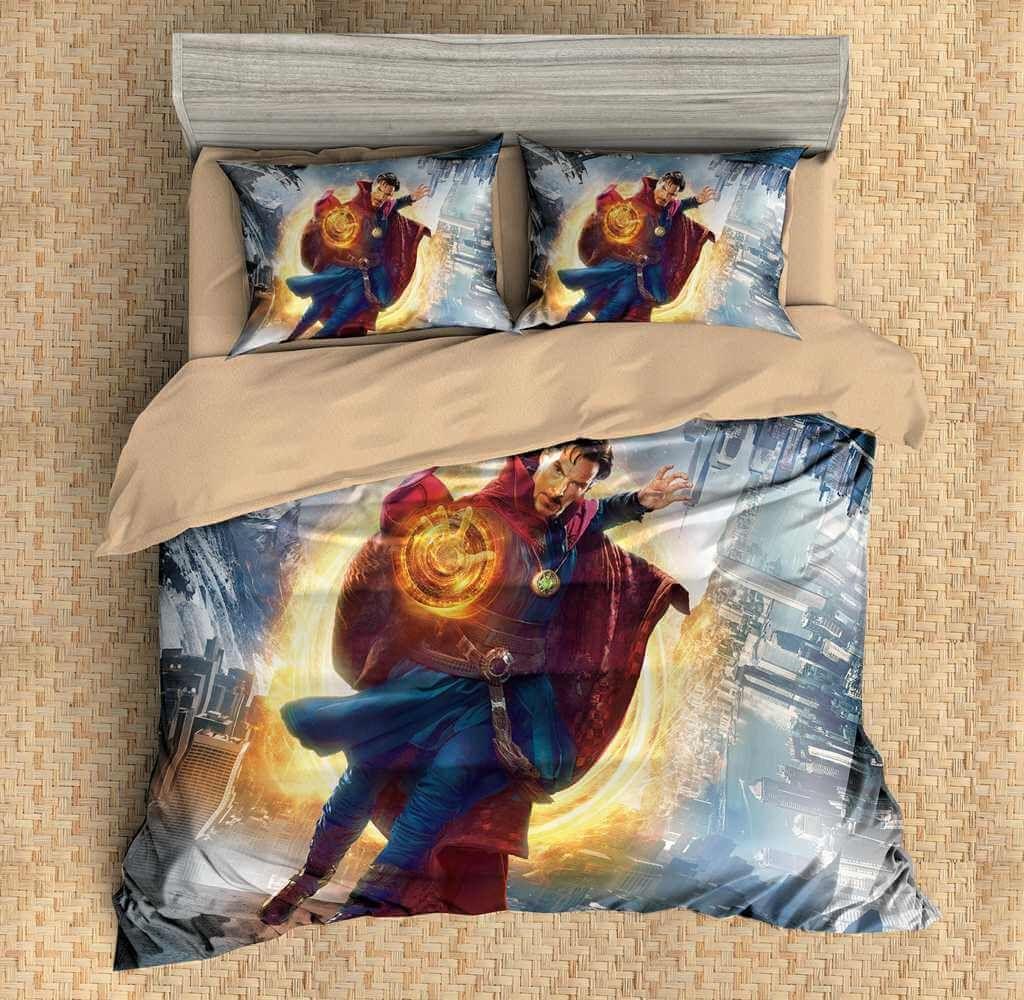 Doctor Strange Bettwäsche Held Bild Idee