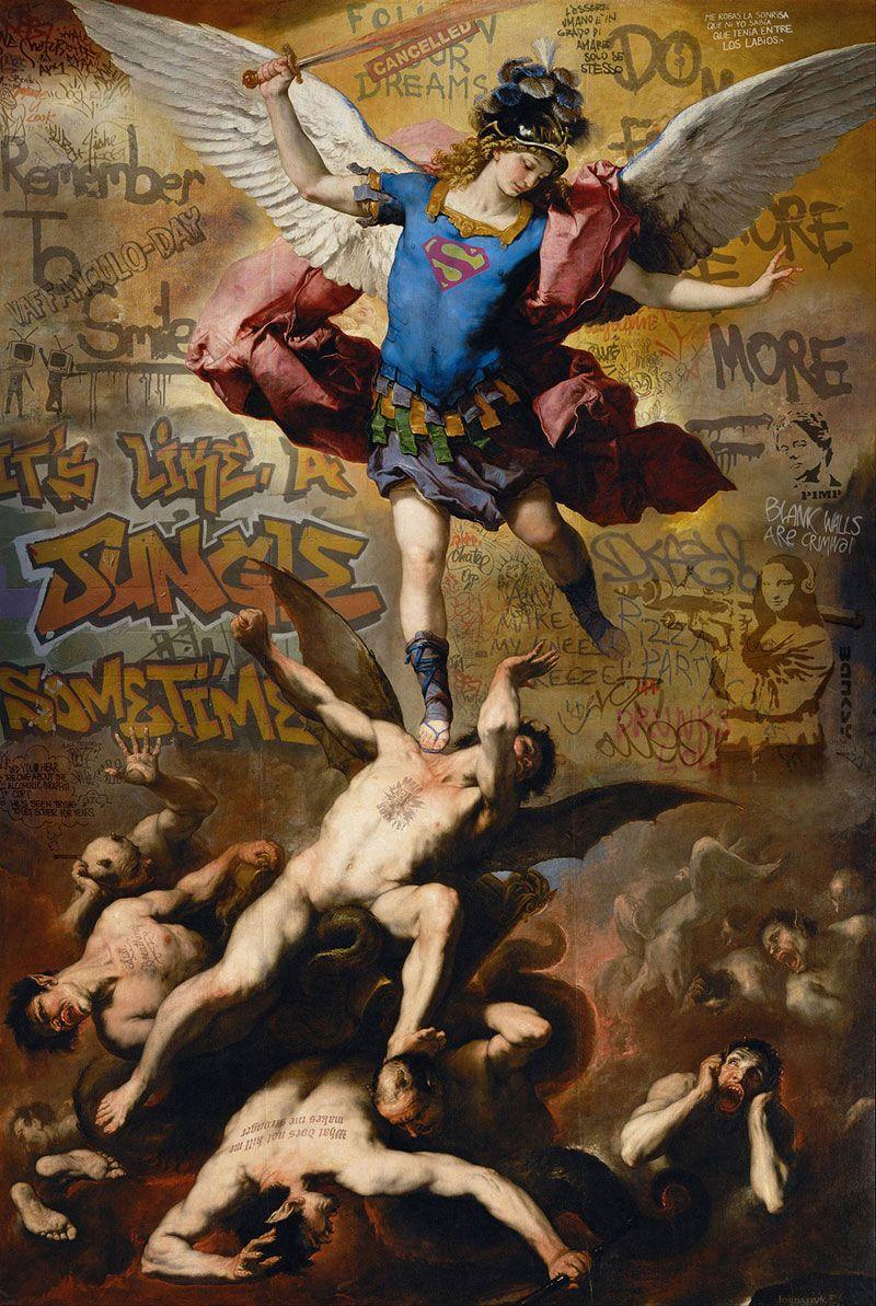 Marco+Battaglini:+un+patchwork+di+antico+e+moderno+ +Arte